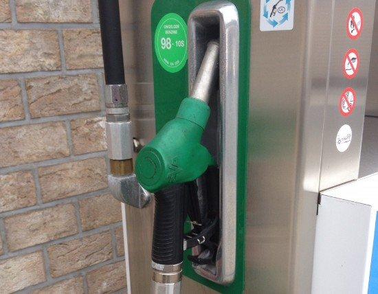 brandstofprijzen vergelijken benzine